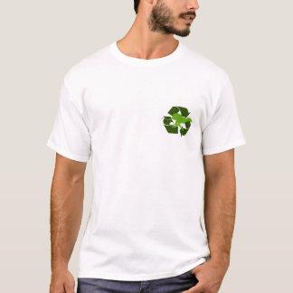 Recicl um galgo camiseta