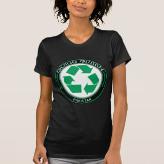 Reciclar Paquistão Tshirts