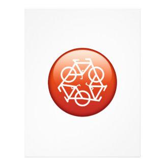reciclar-vermelho flyer 21.59 x 27.94cm