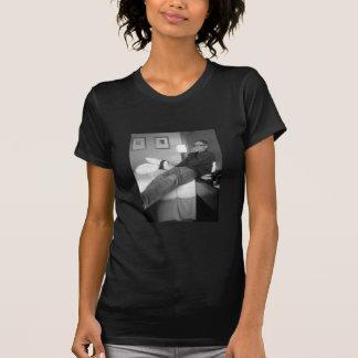 Reclinação marinha tshirt