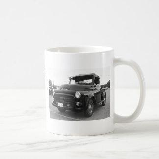 Recolhimento de 1952 Dodge Caneca