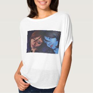 """""""Reconciliando com auto"""" por Rosanne Coty, camisa"""