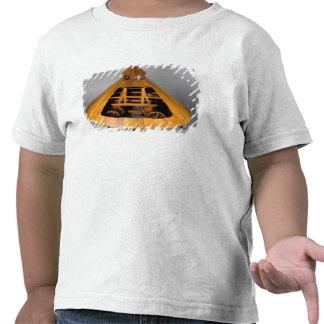 Reconstrução modelo do design de da Vinci Camisetas