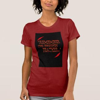 Recorde a pena de Phoenix Camiseta