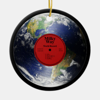 Recorde mundial - ornamento