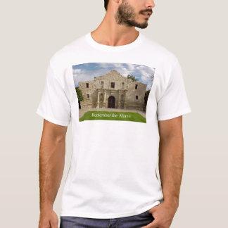 Recorde o Alamo Camiseta