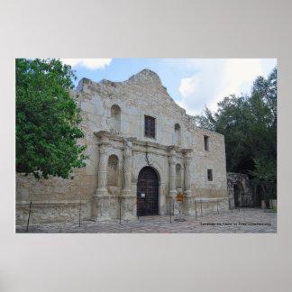 """""""Recorde o Alamo"""" por Kris… Pôster"""