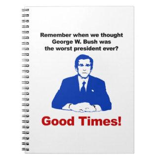 Recorde quando? cadernos