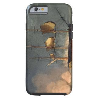 Recorte do Hermione do porto do Po Capa Tough Para iPhone 6