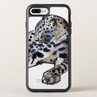 Recumbent Capa Para iPhone 8 Plus/7 Plus OtterBox Symmetry