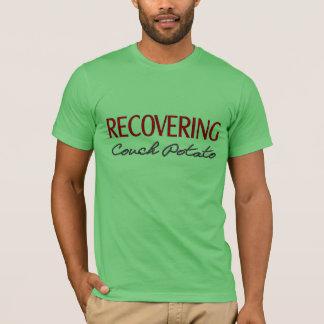 Recuperando o viciado em televisão - camisas