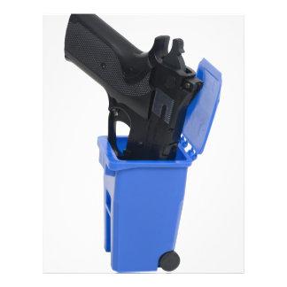 RecycleMetal071009 Modelo De Panfleto