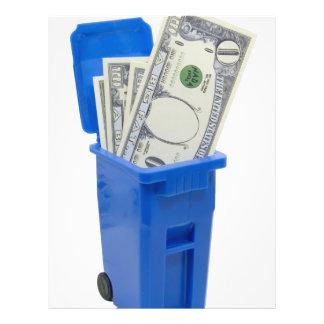 RecycleNoMoney053109 Flyer 21.59 X 27.94cm