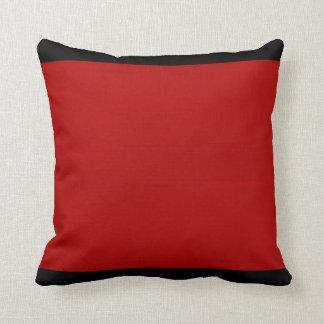 """Red&Black Cotton Throw Pillow x"""" Pillows 20"""" 20"""" Travesseiros De Decoração"""
