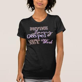 Rede do evangelho de Devine Jamz T-shirt