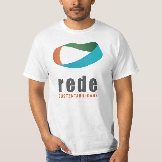 Rede Sustentabilidade Camiseta