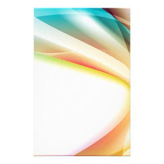Redemoinho abstrato 2 papelaria