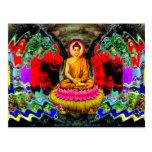 Redemoinho de Buddha - cartão Cartao Postal