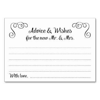 Redemoinhos conselho e cartões de casamento dos