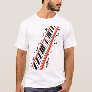 *redesign* da camisa do teclado de piano