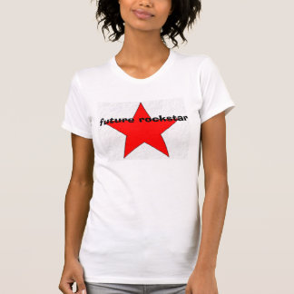 RedStar, futuro rockstar Tshirts