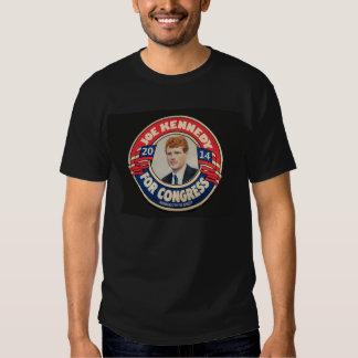 Reelect Joe Kennedy ao congresso em 2014 T-shirt