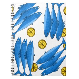Refeição 2 da cavala caderno