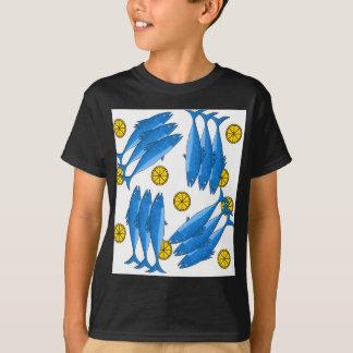 Refeição 2 da cavala camiseta