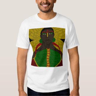 Referência 4 de Yasmin Warsame (bloco de desenho T-shirt
