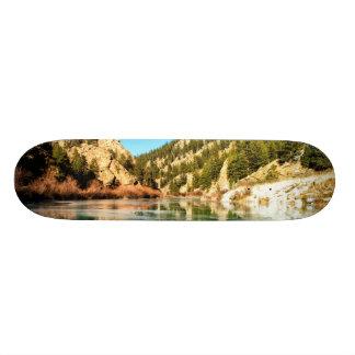 Reflexão na garganta de Elevenmile Skates Personalizados