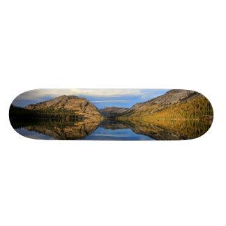 Reflexões no lago Tenaya Shape De Skate 20cm