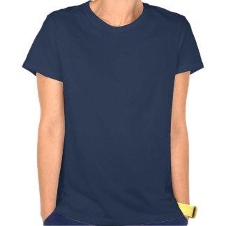 Reforce a boa política vizinha camiseta