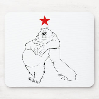 Refrigeração de Califórnia Mouse Pad