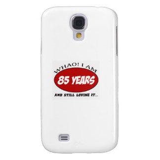 refrigere 85 anos de design velho do aniversário