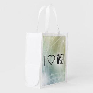 Refrigere o conferente sacolas reusáveis