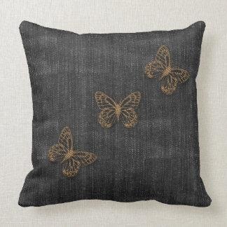 Refrigere o travesseiro bonito da borboleta do almofada