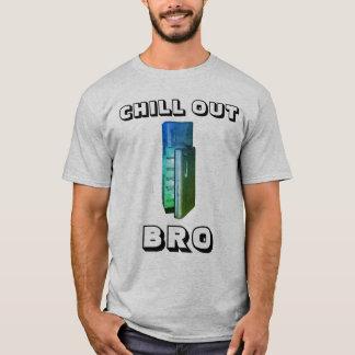 Refrigere para fora a camisa