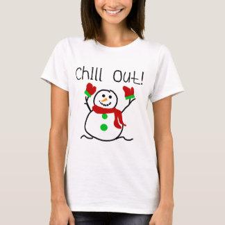 Refrigere para fora o camiseta e os presentes do