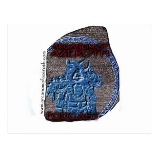 Regalia do Arcanum Cartão Postal