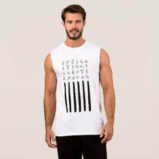 Regata 4o do t-shirt amigável da bandeira americana de