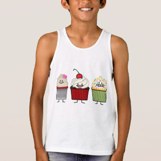 Regata A crosta de gelo da família do cupcake polvilha o