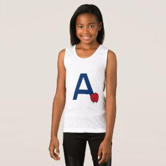 Regata A é para a aprendizagem da letra do ABC do