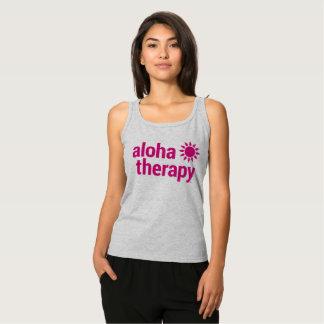 Regata Aloha camisola de alças da terapia