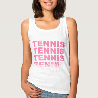 Regata Amante cor-de-rosa do tênis