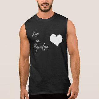 Regata Amor do t-shirt do casal do dia dos namorados na