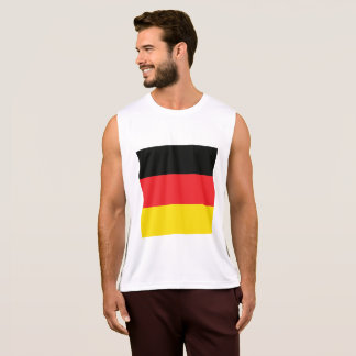 Regata Bandeira abstrata de Alemanha, cores alemãs,