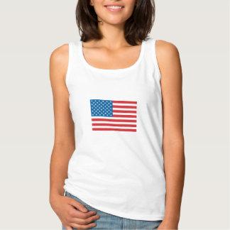 Regata Bandeira americana da bandeira dos Estados Unidos