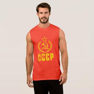 Regata Bandeira comunista do vintage do martelo & da