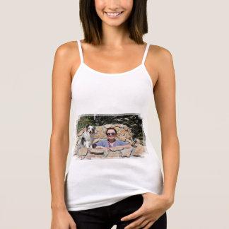 Regata Bennett - mini australiano - Rosie - praia de