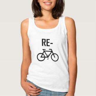 Regata Bicicleta da bicicleta do reciclar